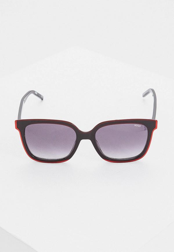 Очки солнцезащитные Hugo Hugo HU013DWHBJL7 цена