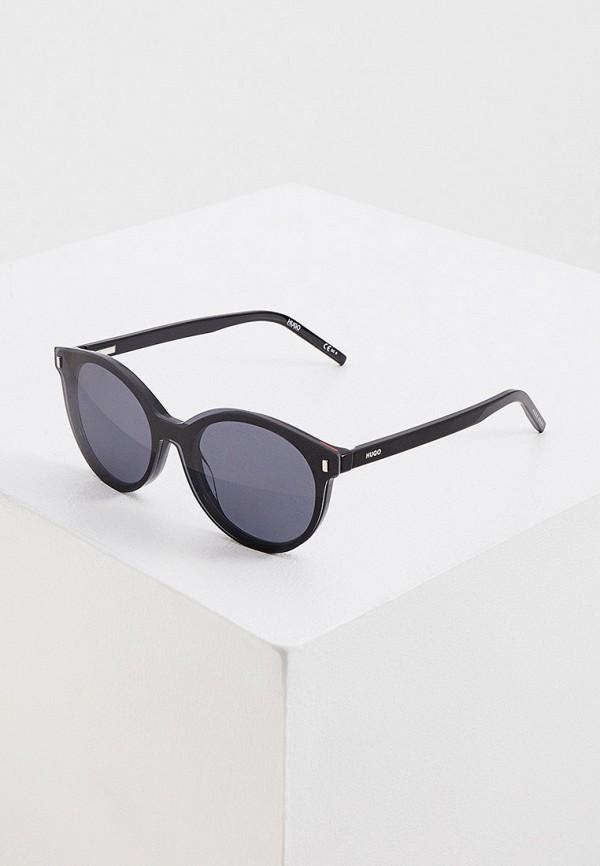 женские солнцезащитные очки hugo, серые