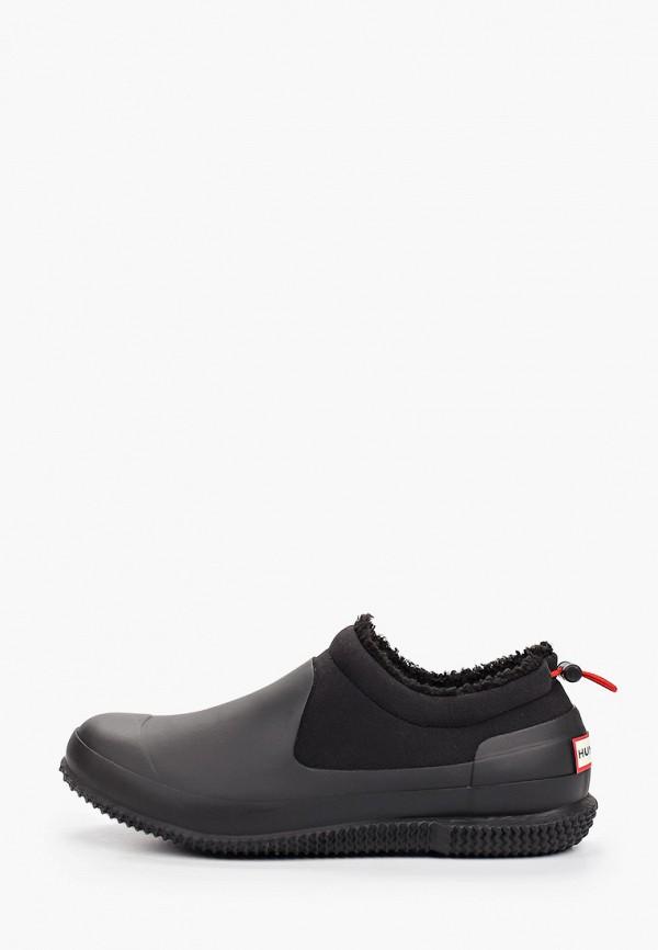 Резиновые ботинки Hunter