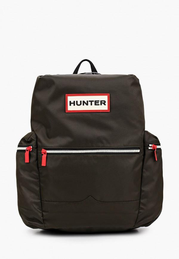 женский рюкзак hunter, зеленый