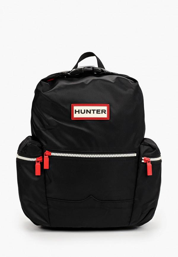 женский рюкзак hunter, черный