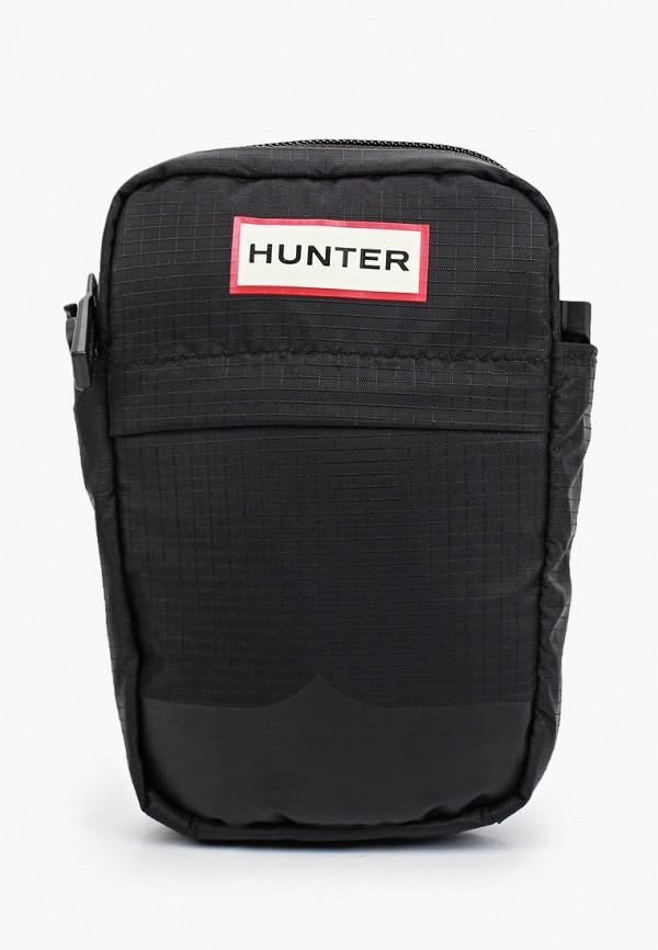 женская сумка hunter, черная