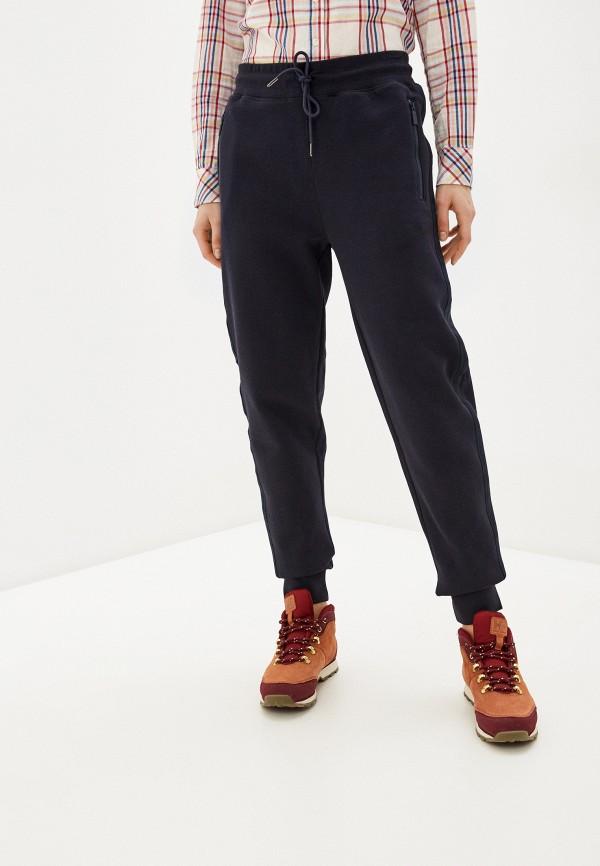 женские спортивные брюки hunter, синие