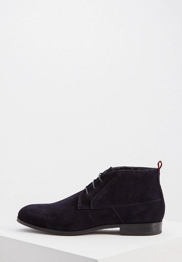 Фото - Ботинки Hugo синего цвета