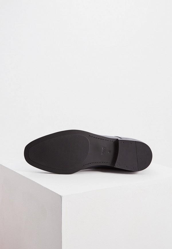 Фото 3 - мужские ботинки и полуботинки Hugo Hugo Boss синего цвета