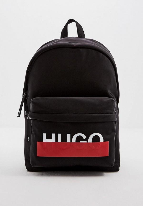 мужской рюкзак hugo, черный