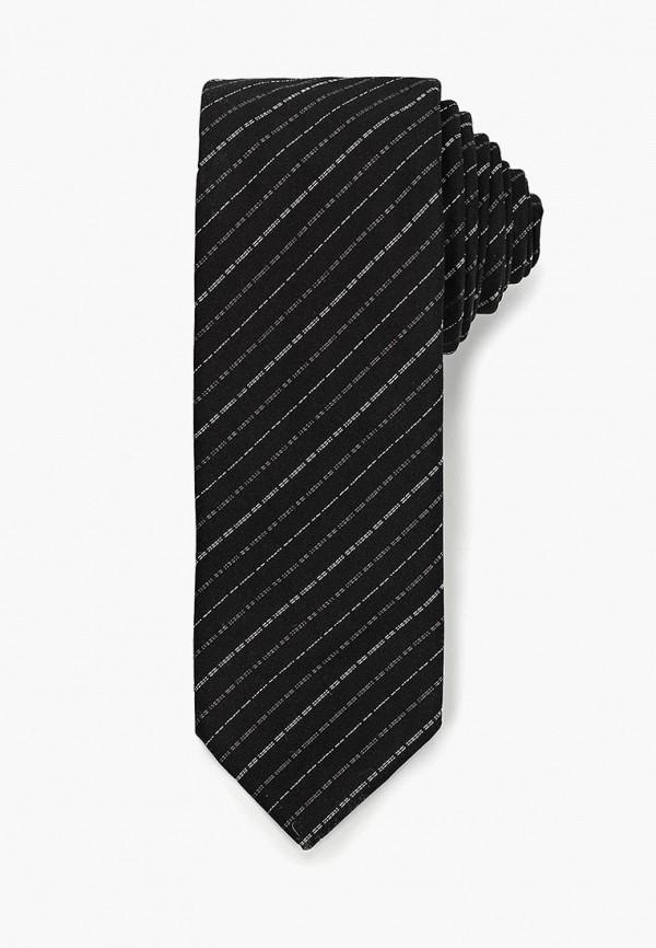 мужские галстуки и бабочки hugo boss, черные