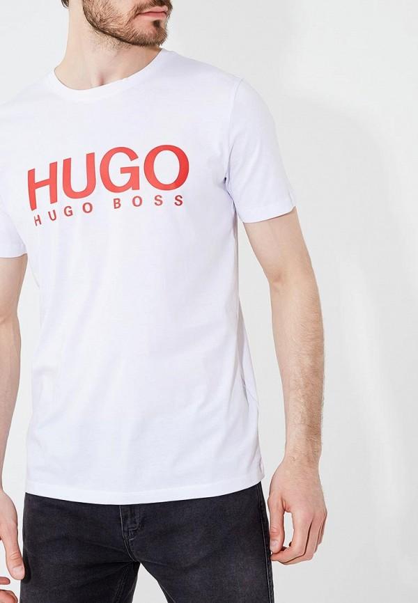 Футболка Hugo Hugo Boss Hugo Hugo Boss HU286EMBHPC0 футболка hugo boss