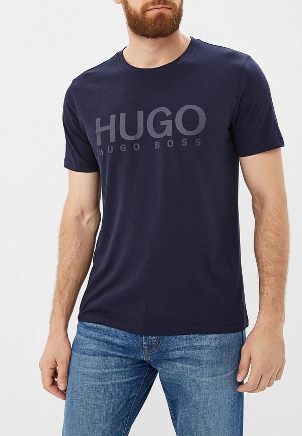 где купить Футболка Hugo Hugo Boss Hugo Hugo Boss HU286EMBUKV9 по лучшей цене
