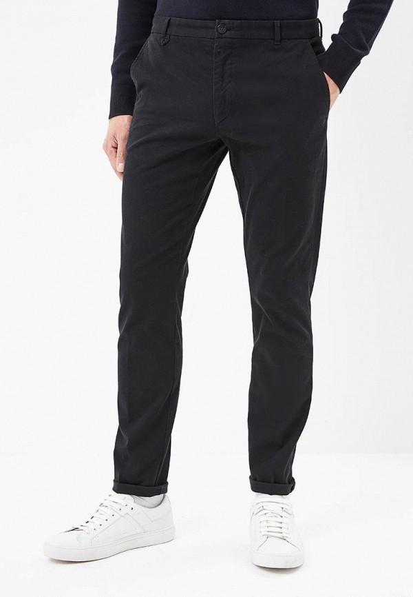 мужские классические брюки hugo boss, черные