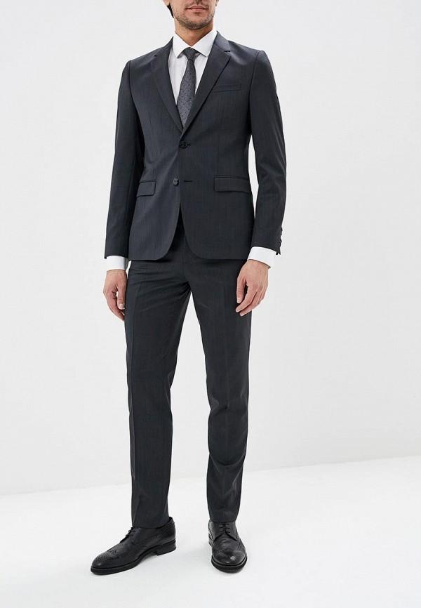мужской классические костюм hugo boss, черный