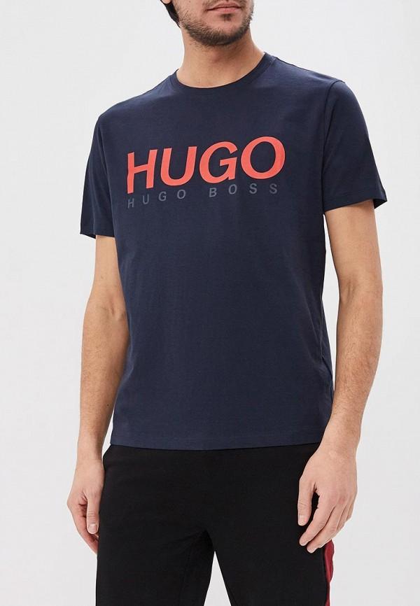 Футболка Hugo Hugo Boss Hugo Hugo Boss HU286EMECYJ1 hugo boss baldessarini del mar marbella