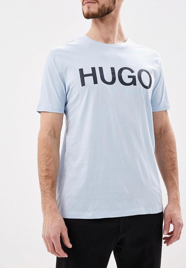 купить Футболка Hugo Hugo Boss Hugo Hugo Boss HU286EMECYJ2 по цене 3600 рублей
