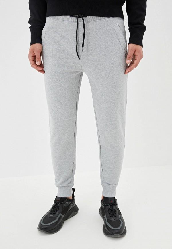 мужские спортивные спортивные брюки hugo boss, серые