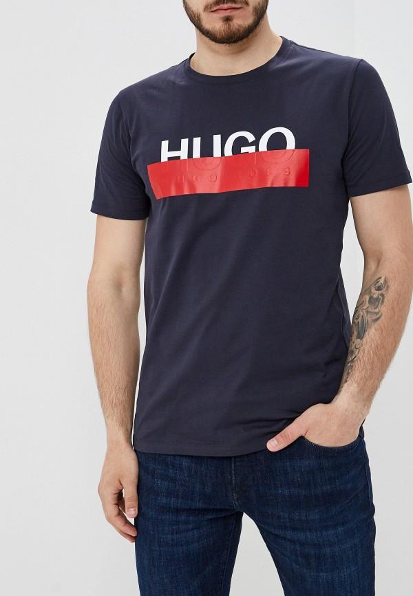купить Футболка Hugo Hugo Boss Hugo Hugo Boss HU286EMFDMR0 по цене 4400 рублей