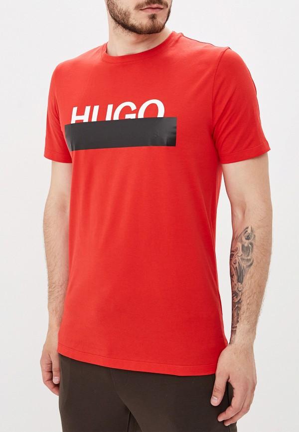 купить Футболка Hugo Hugo Boss Hugo Hugo Boss HU286EMFDMR3 по цене 4400 рублей