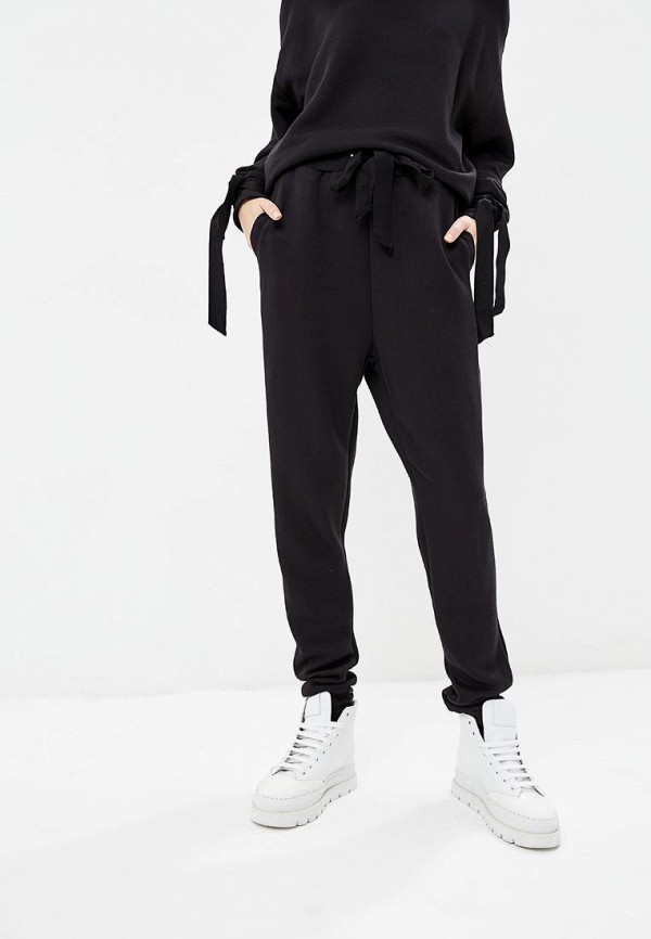 женские спортивные брюки hugo, черные