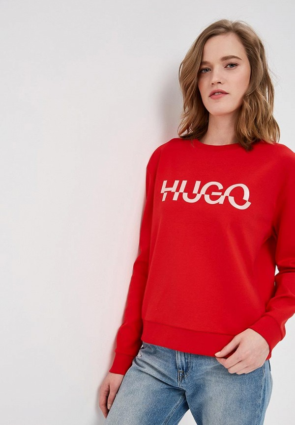 Свитшот Hugo Hugo Boss Hugo Hugo Boss HU286EWECXR9 цена 2017