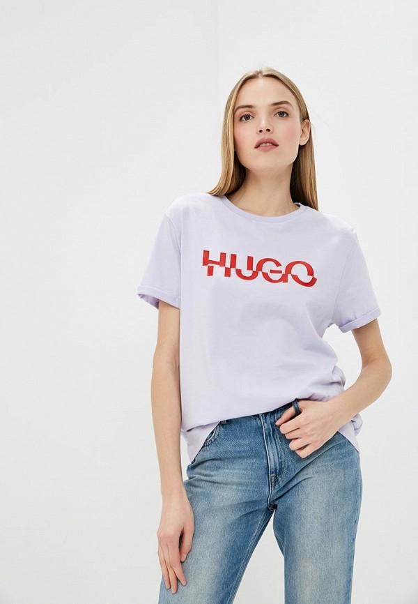 Футболка Hugo Hugo Boss Hugo Hugo Boss HU286EWECXS7 футболка hugo boss