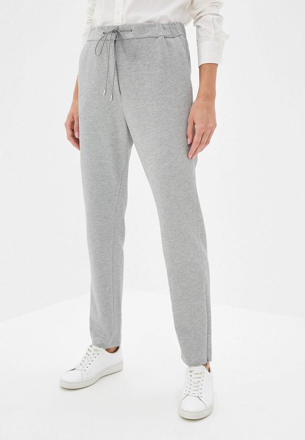 женские повседневные брюки hugo boss, серые