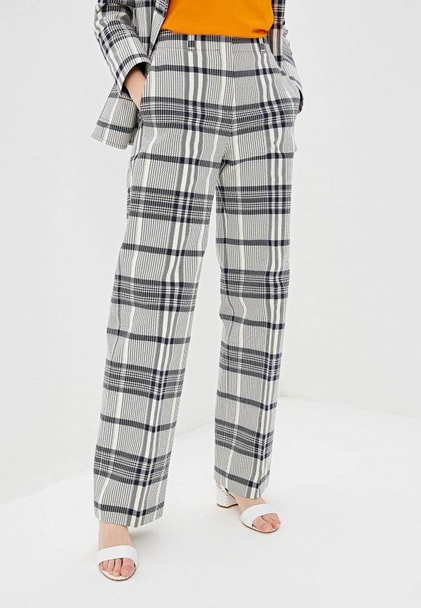 женские повседневные брюки hugo boss, белые