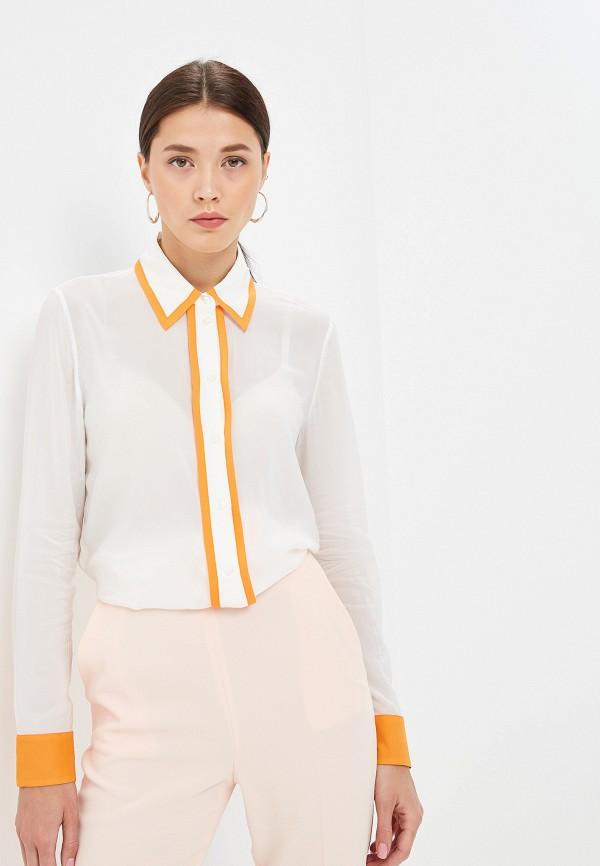 женская блузка hugo boss, белая