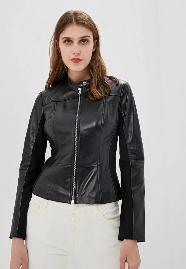 Куртка кожаная Hugo Hugo Boss Hugo Hugo Boss HU286EWFDPQ6 стоимость