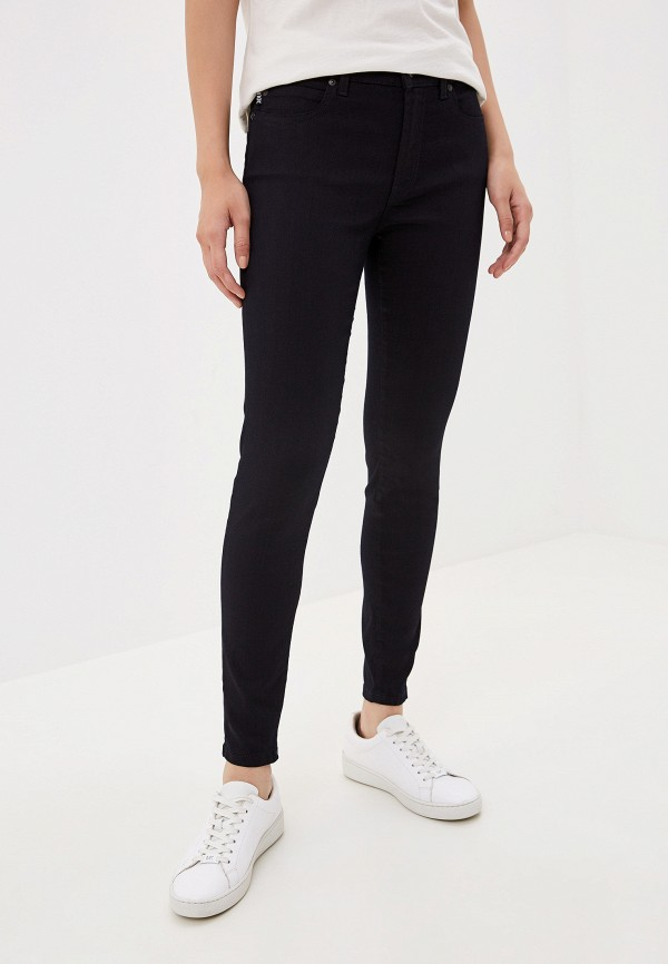 женские джинсы hugo boss, синие