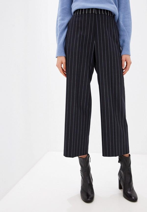 женские классические брюки hugo, черные