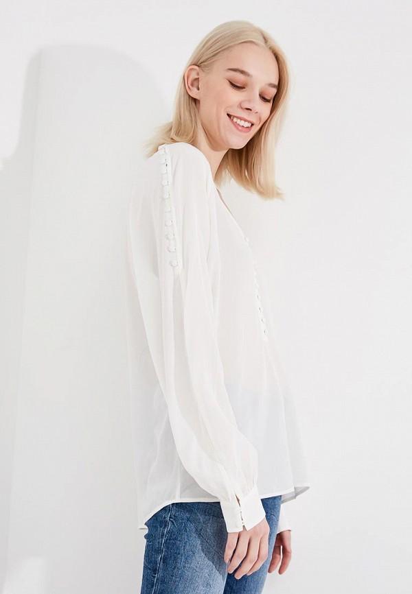 женская блузка hugo, белая