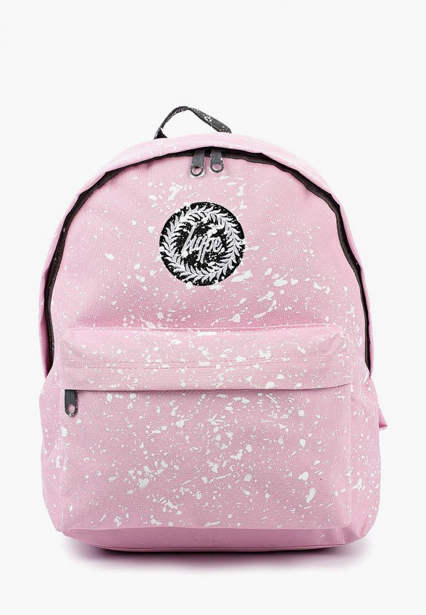 женский рюкзак hype, розовый