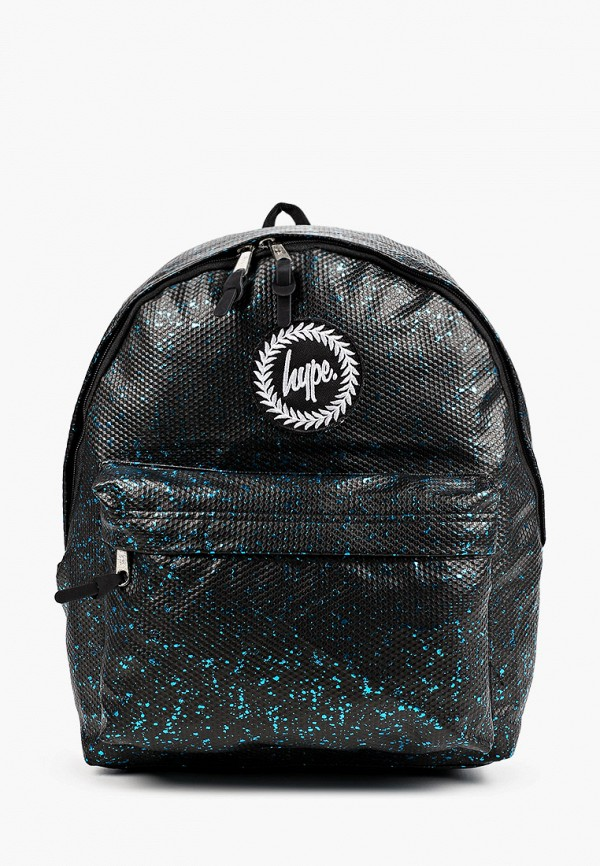 женский рюкзак hype, черный