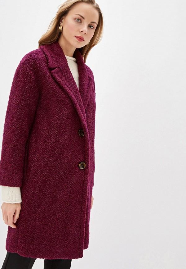 женское пальто iblues, розовое
