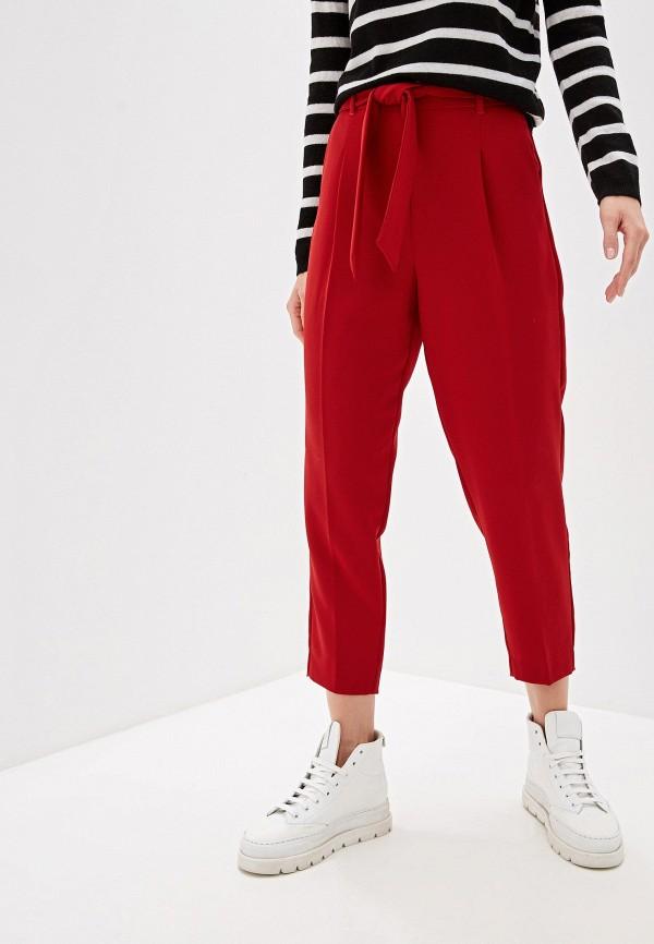 женские брюки iblues, красные