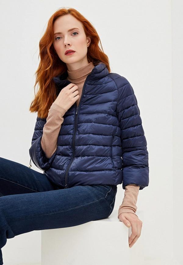 женская куртка iblues, синяя