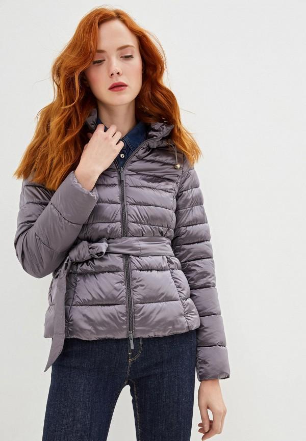 женская куртка iblues, серая