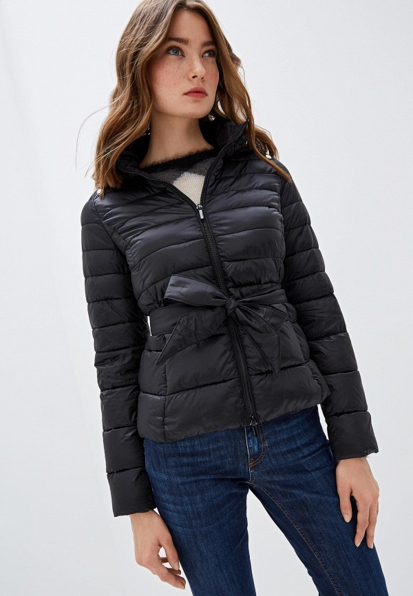 женская куртка iblues, черная
