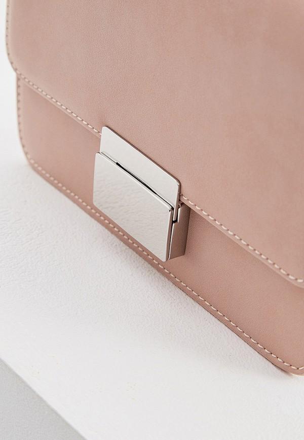 Фото 3 - женскую сумку Ice Play розового цвета