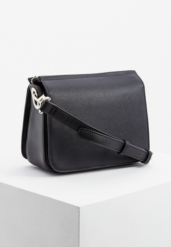 Фото 2 - женскую сумку Ice Play черного цвета