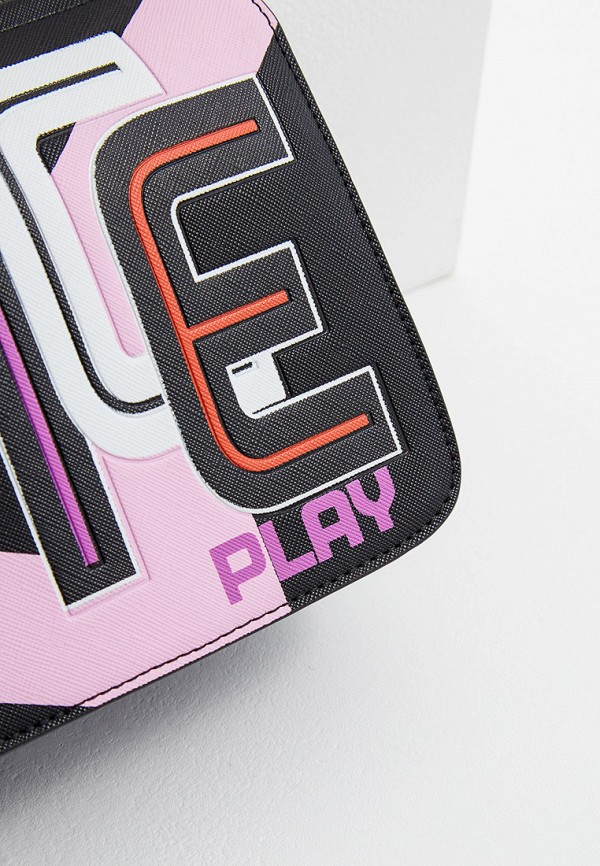 Фото 3 - женскую сумку Ice Play черного цвета