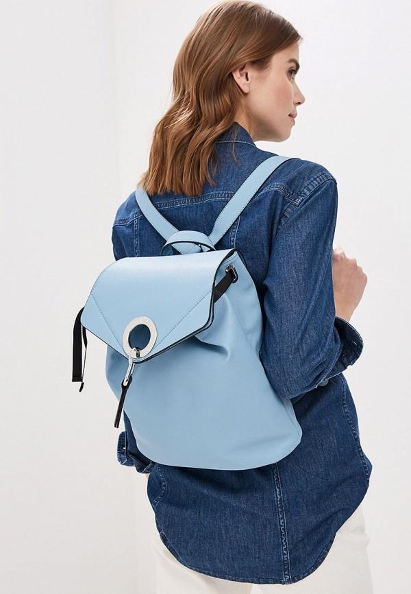 Фото 6 - женский рюкзак Ice Play голубого цвета
