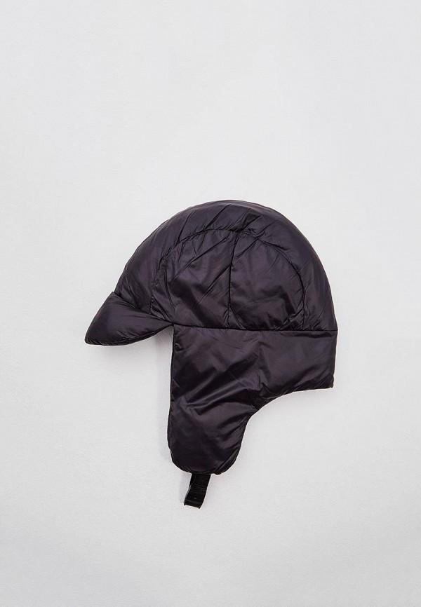 мужская шапка ice play, черная