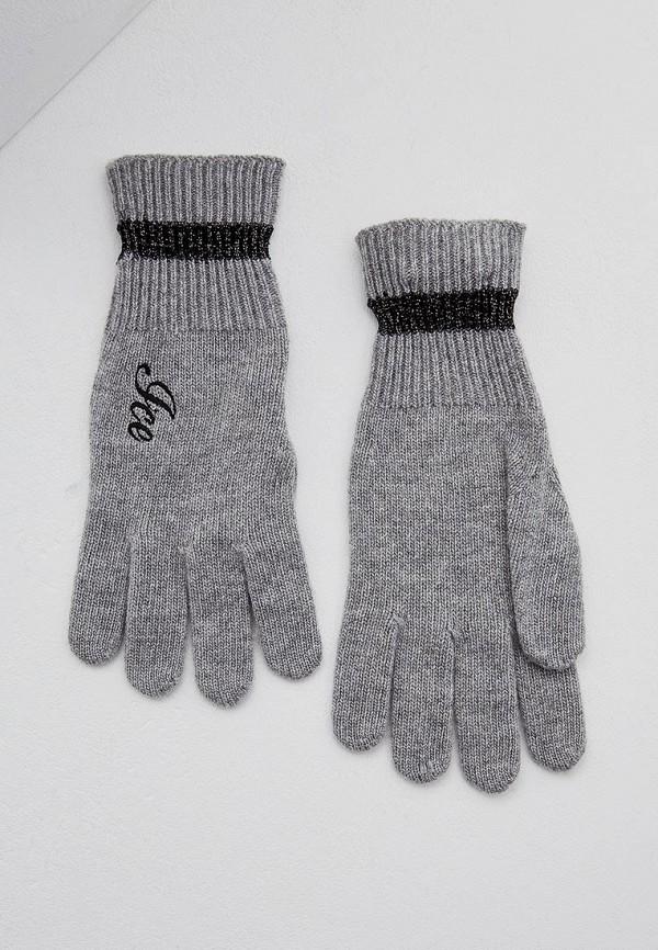 Фото - Перчатки Ice Play серого цвета