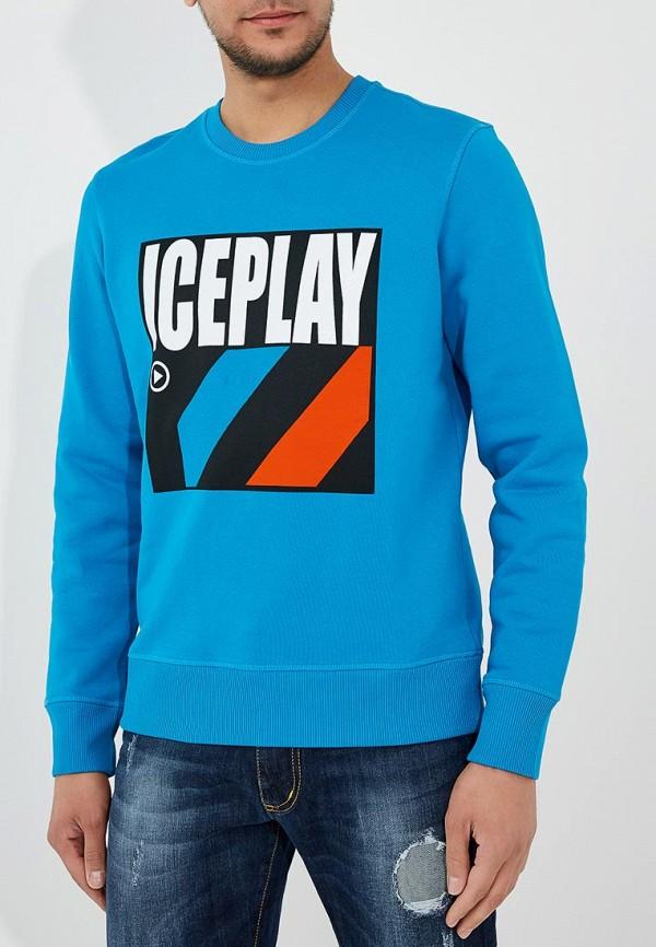 Свитшот Ice Play Ice Play IC006EMAHKL5 свитшот ice play ice play ic006ewahkq7