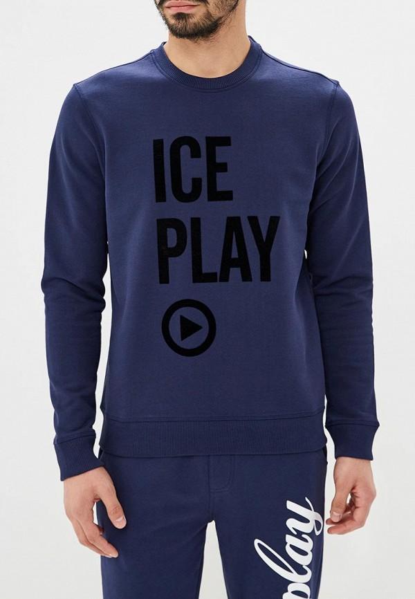 Свитшот Ice Play Ice Play IC006EMBQGG5 платье ice play ice play ic006ewahkr5