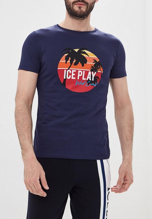 цена Футболка Ice Play Ice Play IC006EMENQE3 онлайн в 2017 году