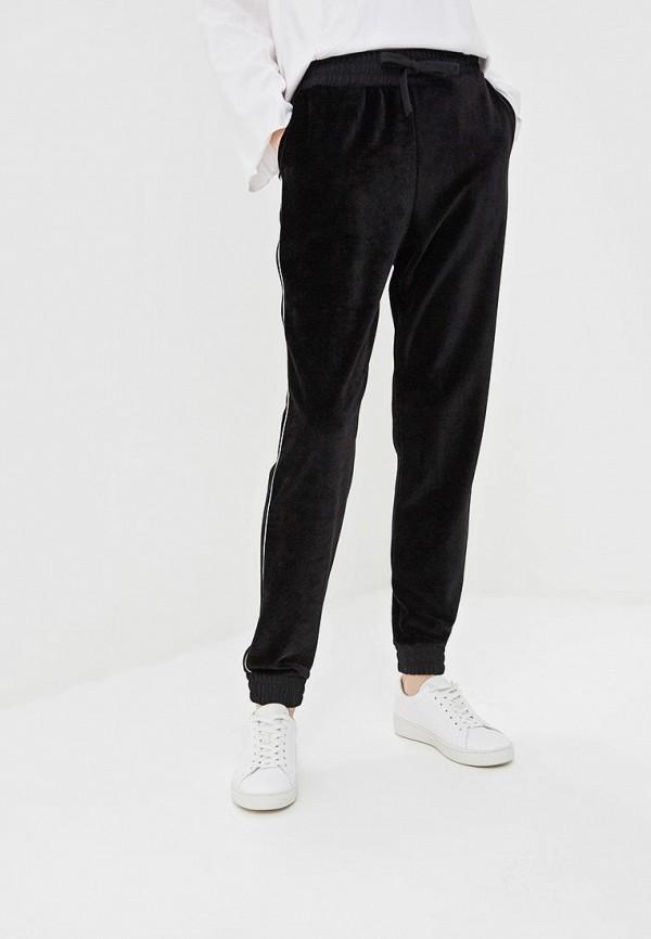 женские спортивные спортивные брюки ice play, черные