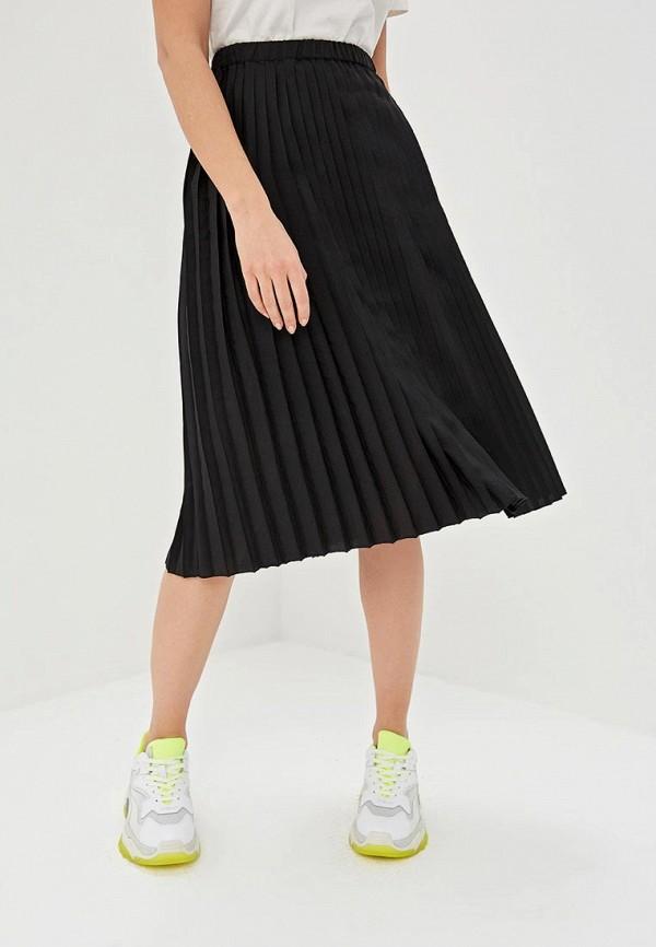 женская юбка ice play, черная