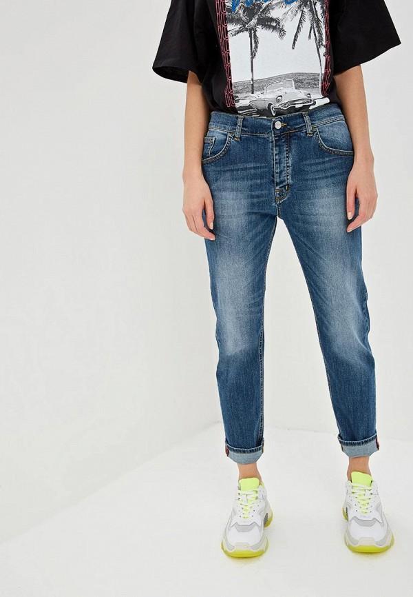 женские джинсы ice play, синие