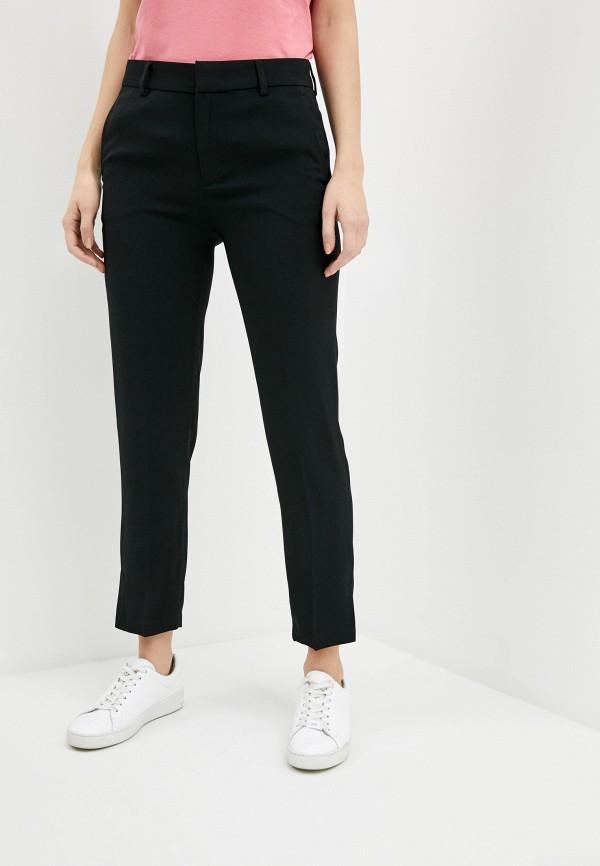 женские классические брюки ice play, черные